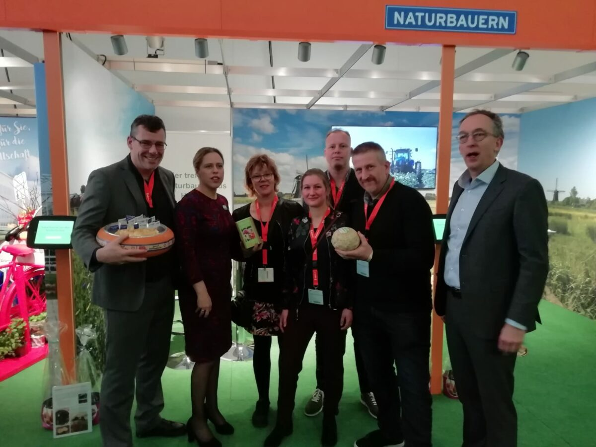 Noord-Hollandse boeren introduceren duurzame producten op internationale landbouwbeurs