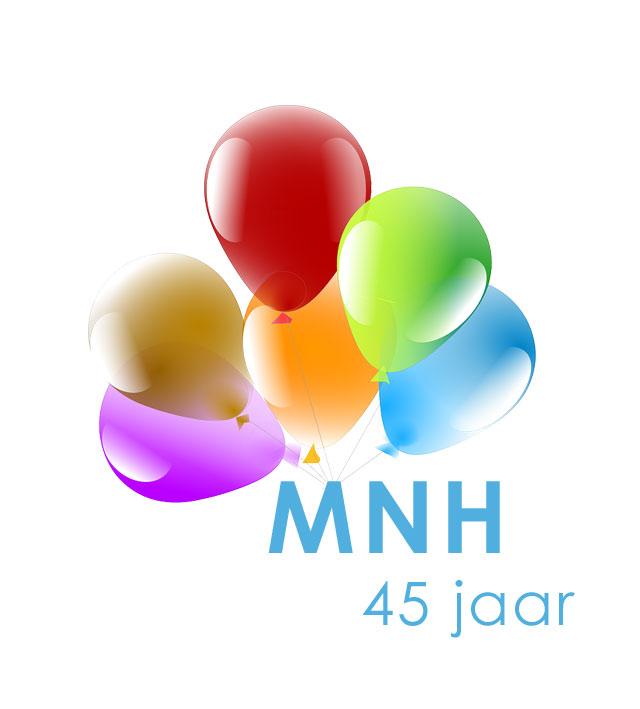 MNH 45 jaar en Rolf 25 jaar bij MNH