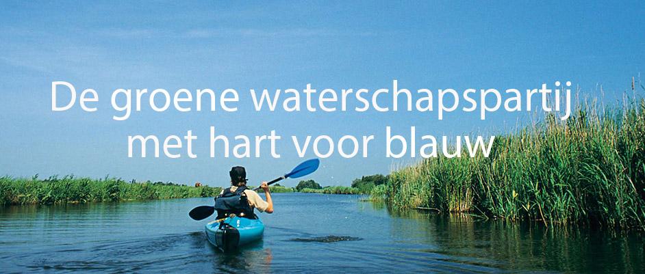 Water Natuurlijk - Waterschapsbestuurders gezocht!