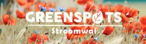 Greenspot stroomwal