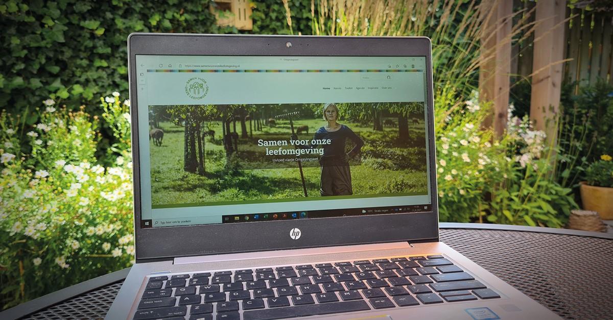 Omgevingswet: Natuurorganisaties lanceren samenvooronzeleefomgeving.nl